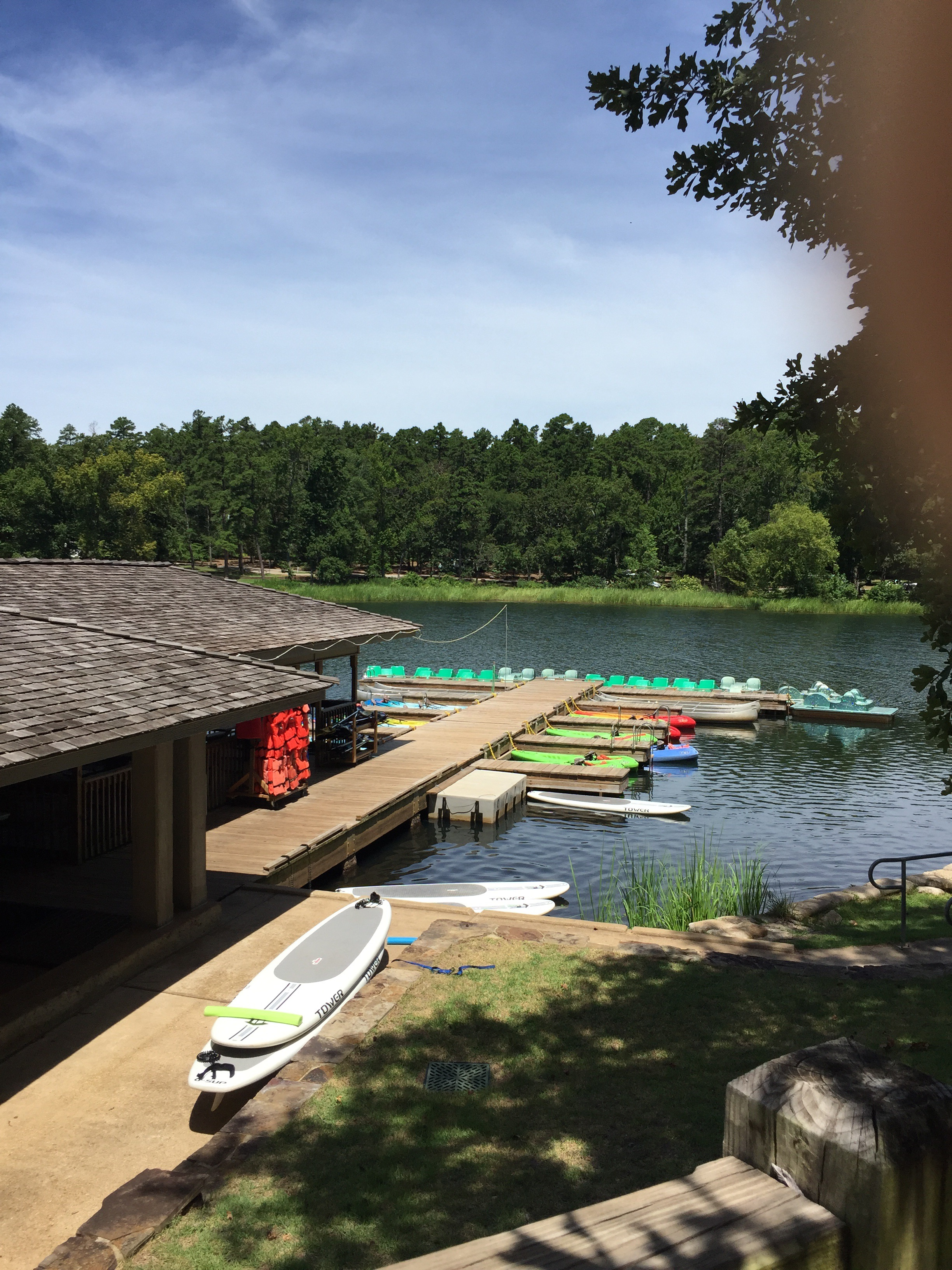 Tyler State Park, A Great Texas Campground - Travel ...